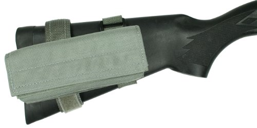 Specter Gear Remington 870 And 11/87 Buttstock Shell Pouch With Rear Adapter, Foliage Green front-384788