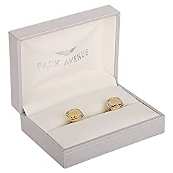 Park Avenue Light NA Cufflinks ( 8907252248438_PZMP01699-X1_STD_Light NA)
