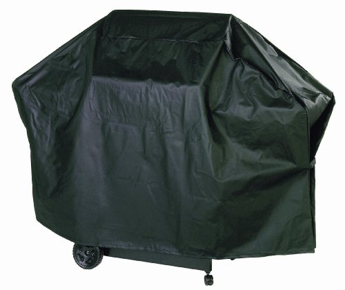 Char-Broil 3585705 65-Inch Vinyl Black Grill Cover Full Length