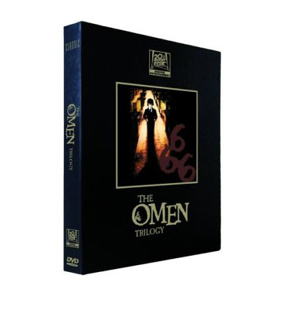 The Omen Trilogy [DVD]