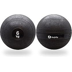 BodyRip [dy-gb-099] - Palla senza rimbalzo per attività di sollevamento pesi, arti marziali, boxe, fitness, crossfit, peso 6 kg
