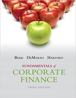 Fundamentals Of Corporate Finance Plus NEW MyFinanceLab With Pearson EText -- Access Card Package (3rd Edition) (Pearson Series In Finance)