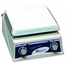 Benchmark Scientific H4000-HS Ceramic Hotplate and Magnetic Stirrer with Support Rod, 120V