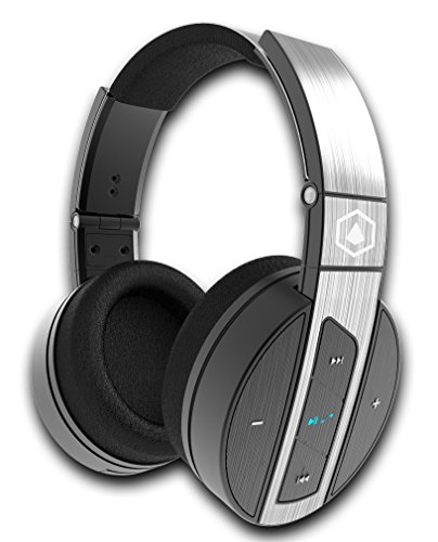 HIFI ELITE Super66 Noise-Isolating Over-Ear Wireless Headphones with Microphone
