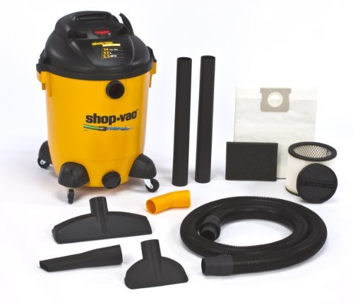 Professional Wet And Dry Vacuum