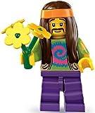 Lego Series 7 Hippie Mini Figure