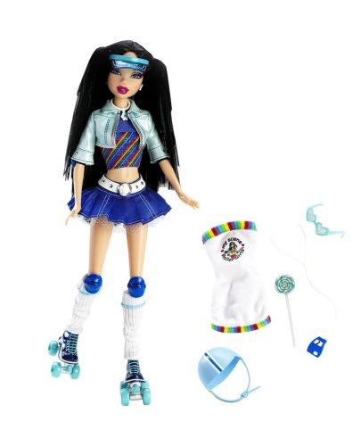 My Scene Barbie Rollergirls: Nolee - Buy My Scene Barbie Rollergirls: Nolee - Purchase My Scene Barbie Rollergirls: Nolee (Mattel, Toys & Games,Categories,Dolls,Baby Dolls)