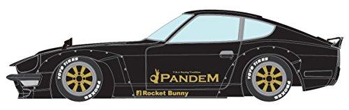 IDEA 1/18 PANDEM 240Z ブラック RS Watanabe R type Wheel