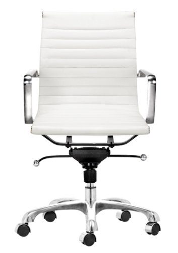 Zuo Modern Lider Office Chair, White