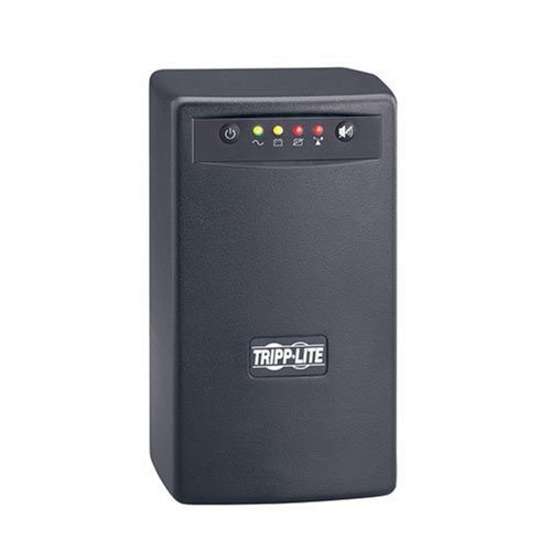 Tripp Lite SMART550USB 550VA 300W UPS Battery Back Up Tower AVR 120V USB RJ11 6 OutletsB00006JIUW