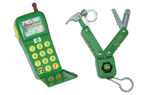 John Deere Phone & Multi Tool Set