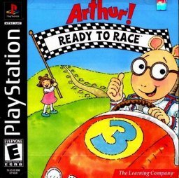 Arthur! Ready to Race