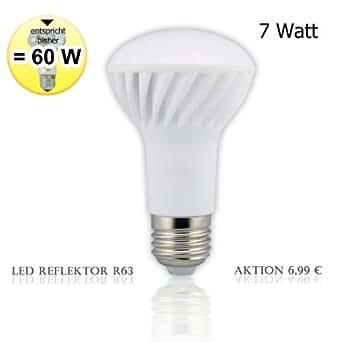 LED Reflektor R63 - 7Watt