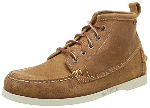 SebagoBeacon - Scarpe da Barca Uomo, - brun (brown Leather), 43