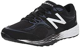 New Balance Men\'s MX80V2 Training Shoe, Black/Silver, 11.5 D US