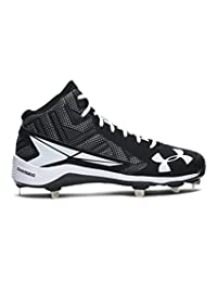 Under Armour Men's Yard Mid St Baseball Cleats