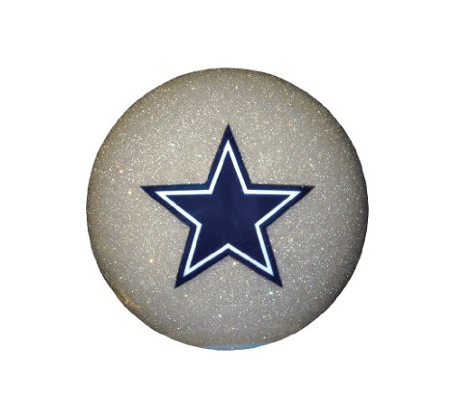 Dallas Cowboys Silver (Home Color) Billiard Ball at Amazon.com