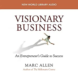 Visionary Business Audiobook