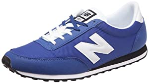 New Balance Zapatilla U410 Royal-Blanca Talla 9 USA