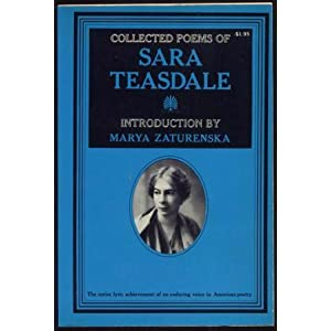 "literary criticism essay on sara teasdale Definition of there will come soft rains there will come soft rains sara teasdale 1920 critical essay on ""there will come soft rains,"" in poetry for."