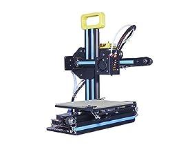[New Arrival] HICTOP Portable Desktop 3D Printer Net weight Only 7.7lb DIY 3D Printer Kit High Accuracy CNC Self-assembly[...]