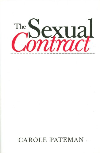The Sexual Contract.
