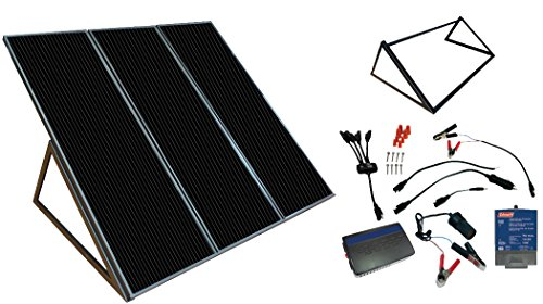 Sunforce (58050) 55 Watt Coleman Solar Power Generator Kit