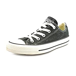 Converse All Star Ox Chucks SCHWARZ M9166 Grösse: 36,5