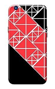 Oppo F1s Back Case KanvasCases Premium Designer 3D Printed Lightweight Hard Cover