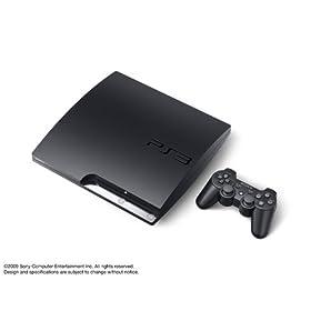 新型プレイステーション3『PlayStation3 slim』(プレイステーション3 スリム)