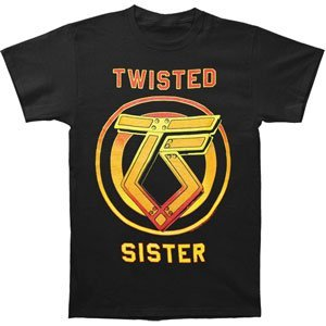 Twisted Sister You Can't Stop Rock T-Shirt