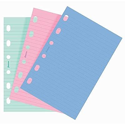 Filofax Pocket Ruled Fashion Colored Paper (B210507)