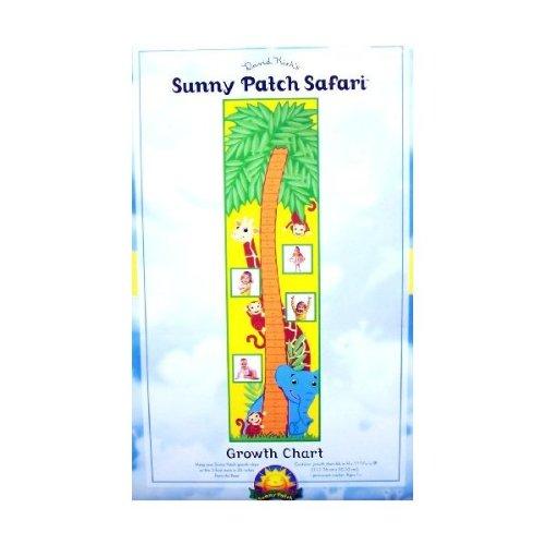 Growth Chart David Kirk's Sunny Patch Safari - 1