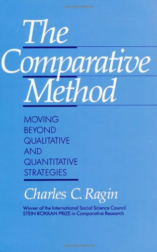 The Comparative Method: Moving Beyond Qualitative and Quantitative...