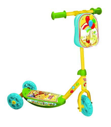Mondo 18705 Winnie The Pooh My First Scooter