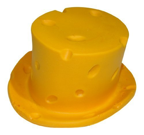 Top Cheesehead Hat by Foammation (Cheese Top Hat compare prices)