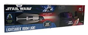 Star Wars Science Darth Vader Lightsaber Room Light