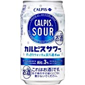 CALPIS カルピスサワー 350ml×24缶(1ケース)