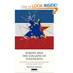 Europe and the Collapse of Yugoslavia: The Role of Non-State Actors and European Diplomacy (Library of... by Branislav Radeljic