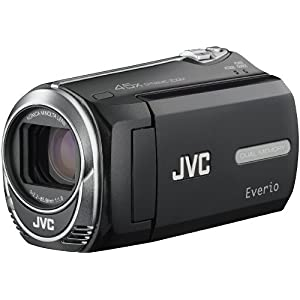 JVC GZ-MS230 Camcorder (Black)