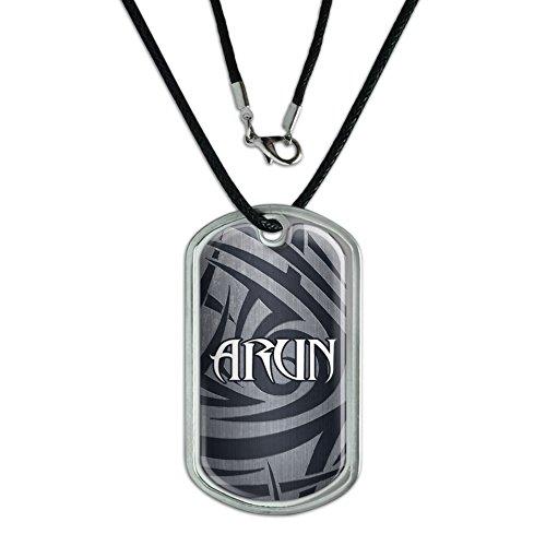 dog-tag-pendant-necklace-cord-names-male-ar-ay-arun