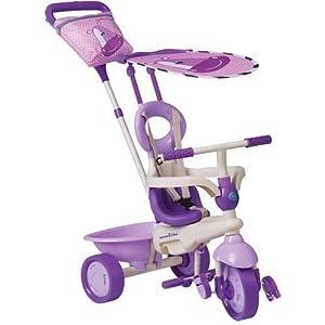 Smart Trike Safari Tricycle, Purple by Smart Trike [Toy]