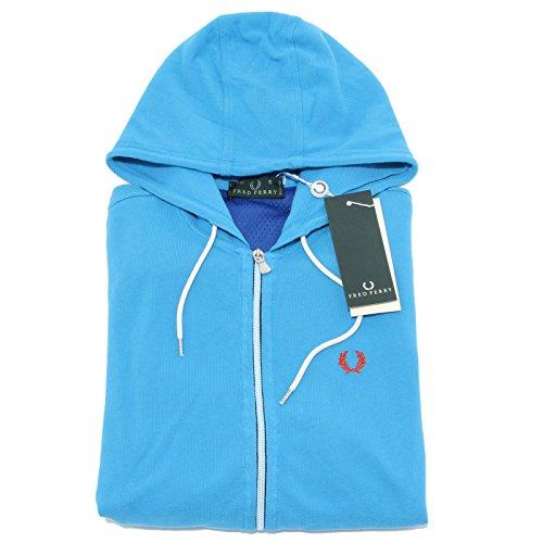 6537M felpa uomo FRED PERRY cotone felpe men sweatshirts [S]