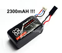 Parrot AR.Drone 2.0 Quadcopter 11.1V 2300mAh Spare Upgrade Lipo Battery from Parrot
