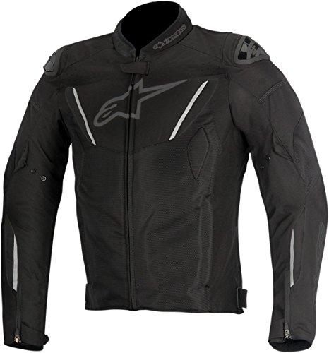 Alpinestars T-GP R Air Textile Men's Riding Jacket (Black, Medium)