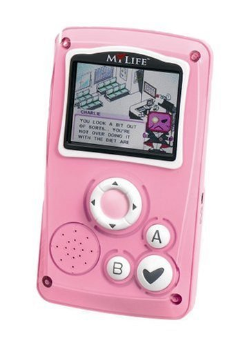 My Life Portable Console Virtual Life Simulator by Flair (My Life Portable Console compare prices)