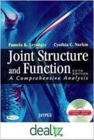joint structure and function by cynthia norkin pdf