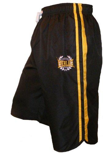 everlast-pantaloni-corti-uomo-shorts-pantaloncini-nero