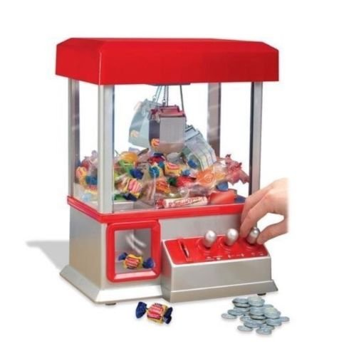 Claw Tot Grabber Game - Features Animation and Sounds for Exciting Pretend Play (Candy Crane Machine compare prices)