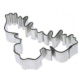 RM Moose Reindeer Head Metal Cookie Cutter for Holiday Baking / Christmas Party Favors / Scrapbooking Stencil